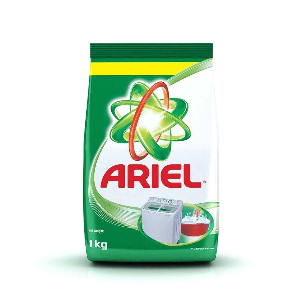 marketing mix of Ariel - 4