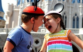 Disney happiness
