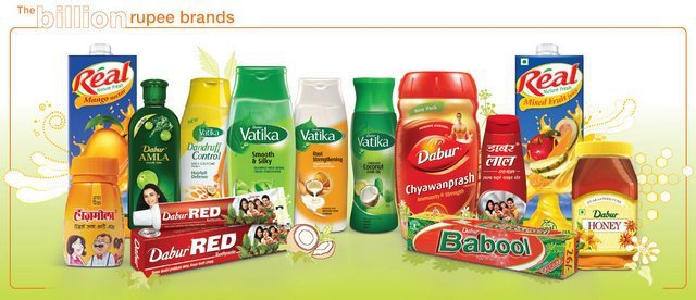 Marketing strategy of Dabur