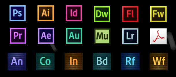 Marketing mix of Adobe