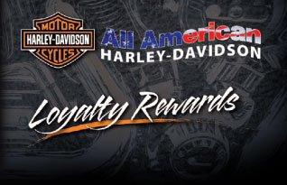 Harley davidson loyal customers