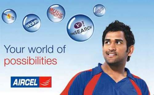 Marketing mix of Aircel
