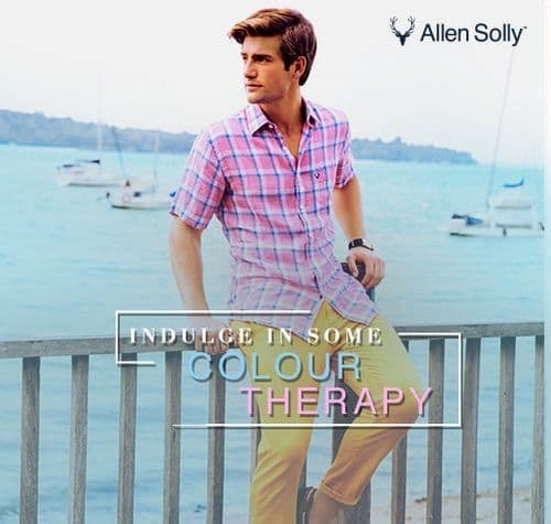 Marketing mix of Allen Solly - 1
