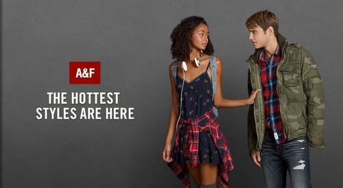 Marketing mix of Abercrombie and Fitch - 1