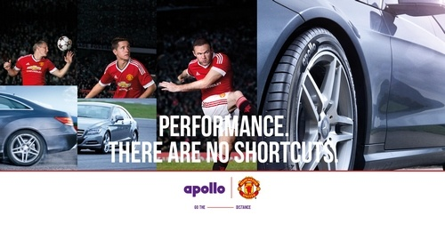 Marketing mix of Apollo tyres