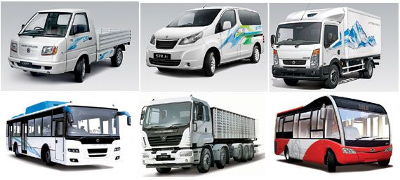 Marketing mix of Ashok Leyland