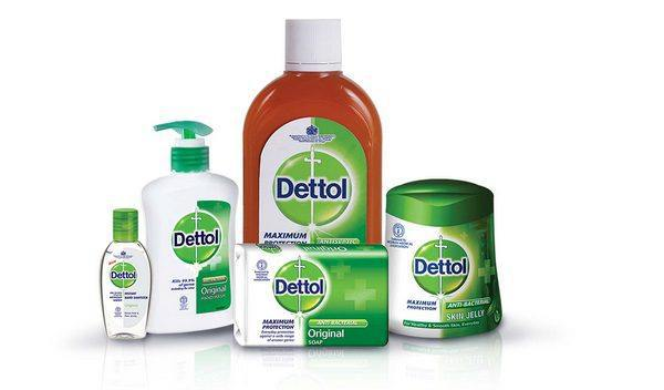 SWOT analysis of Dettol - 1