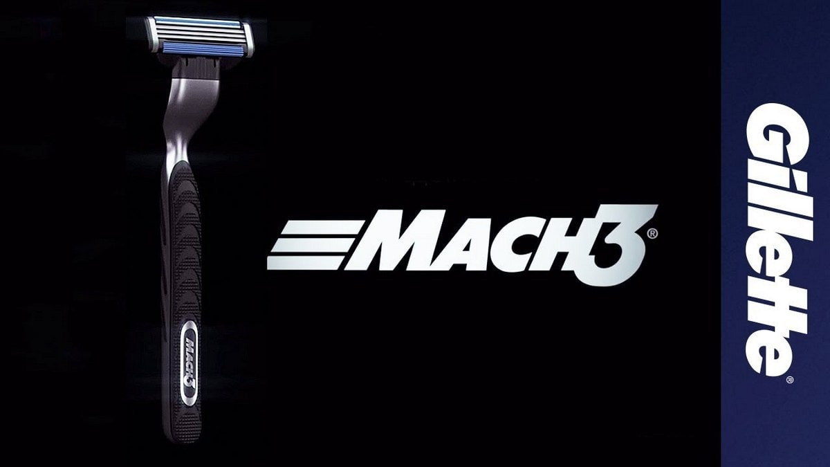 Marketing Mix Of Gillette Mach 3