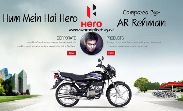 Hero Motocorp Promotions in the Marketing mix