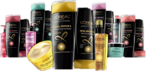 Marketing mix of Loreal