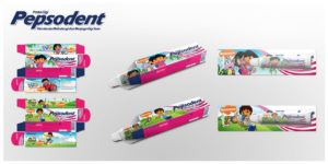 Marketing mix of Pepsodent