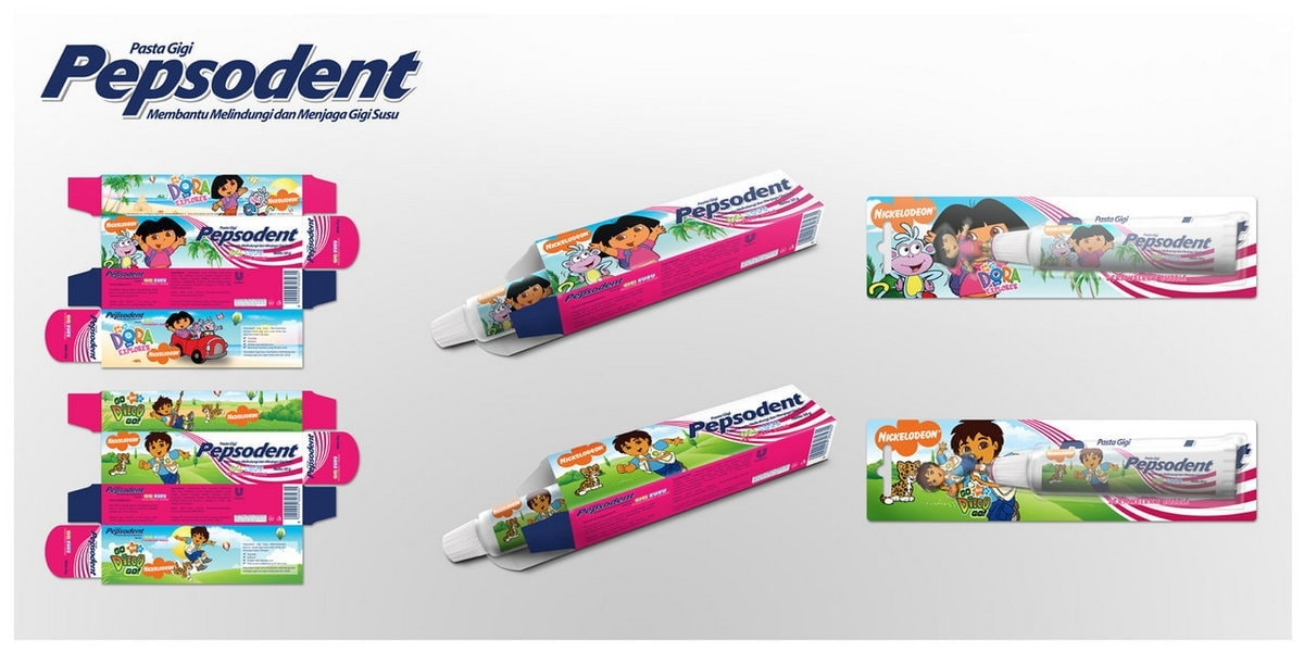 Marketing mix of Pepsodent – The 4 P's of Pepsodent