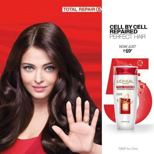 Promotions in the Marketing mix of Loreal