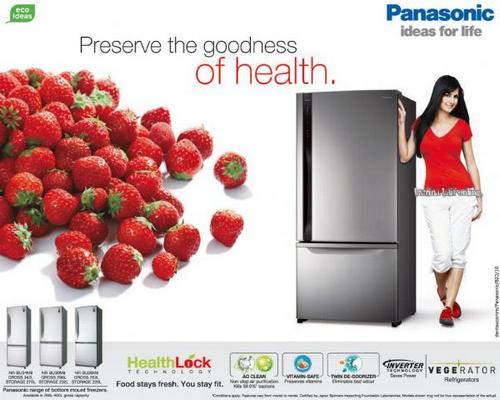 Promotions in the Marketing mix of Panasonic