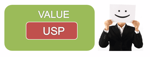 USP and value proposition