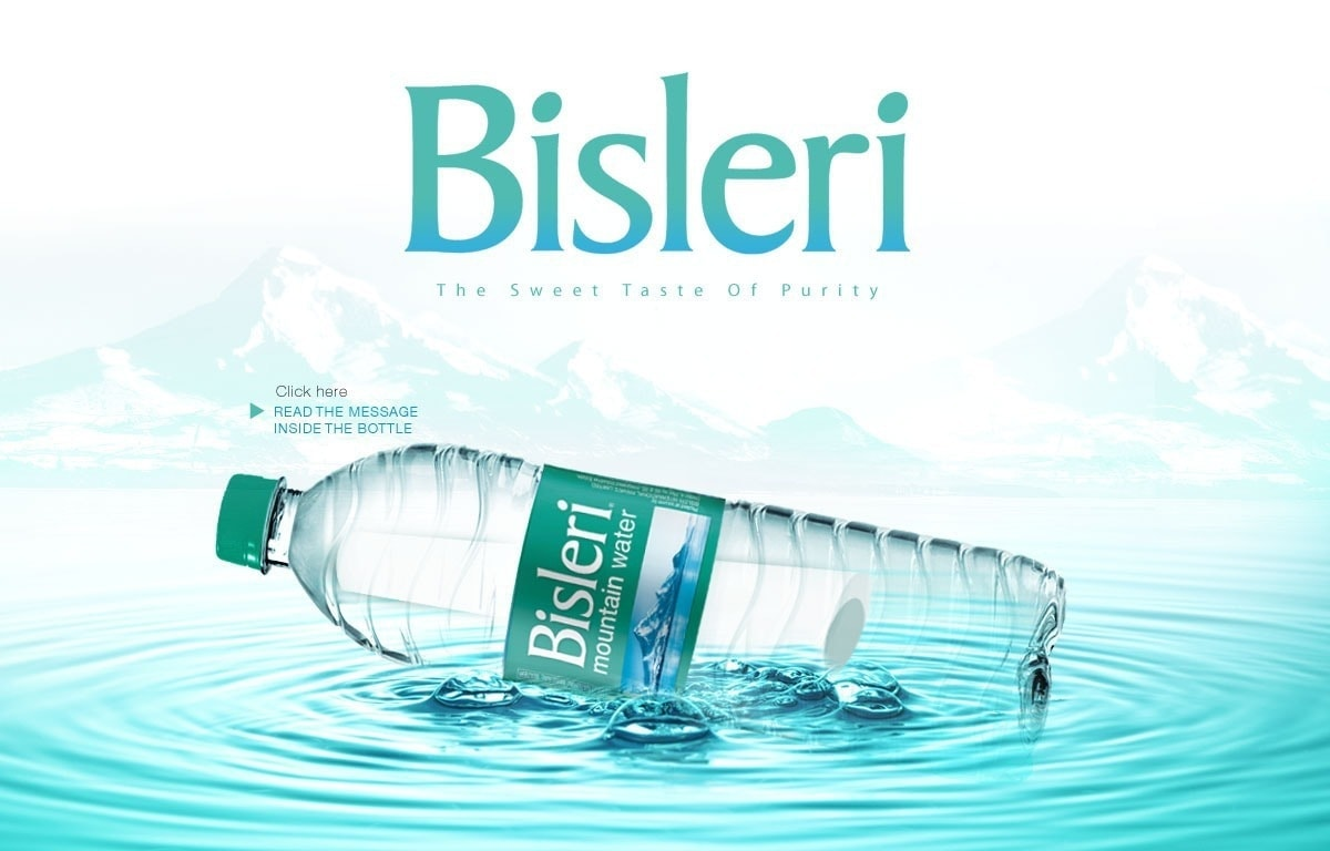 Marketing mix of Bisleri