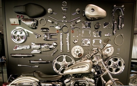 Customization in the Marketing strategy of Harley Davidson