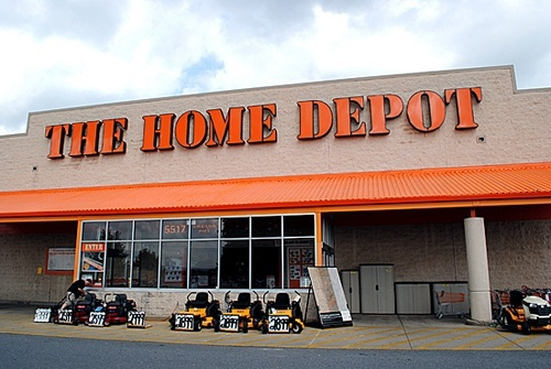 Marketing mix of Home Depot