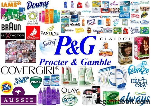 Marketing mix of Procter & Gamble P&G - 1