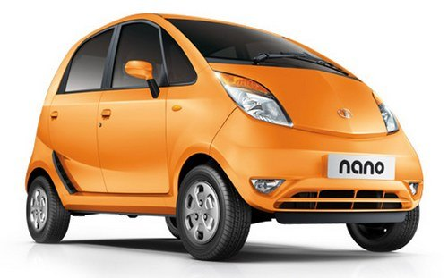 Marketing mix of Tata Nano