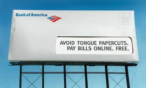 Promotions in the Marketing mix of Bank of America