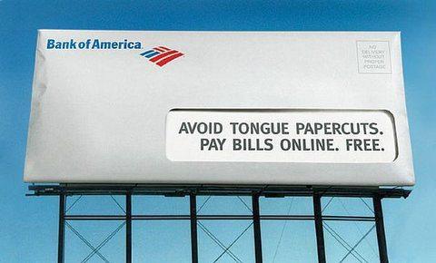 Bank of America Marketing Mix