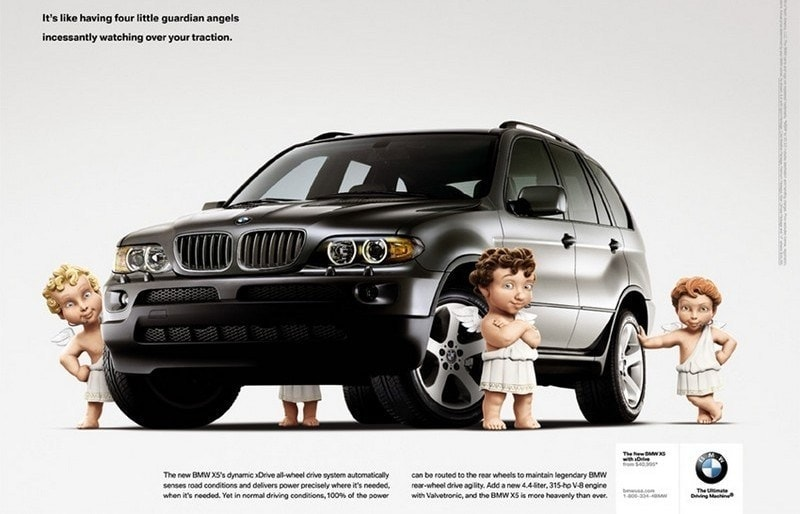 Used Car Add Spoof