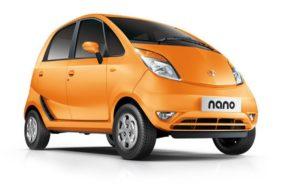 Marketing mix of Tata Nano