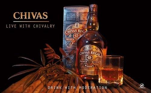 Marketing Mix Of Chivas 2