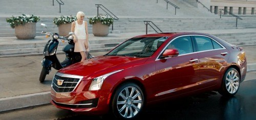 Marketing mix of Cadillac 2