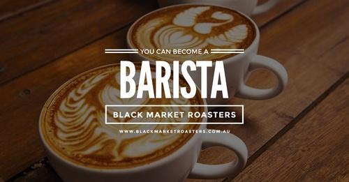 Marketing Mix of Barista