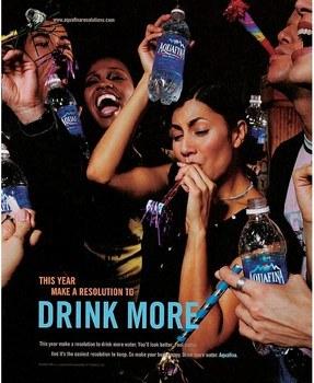 Marketing mix of Aquafina - 3