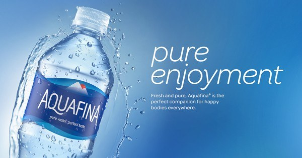 Marketing mix of Aquafina - 1