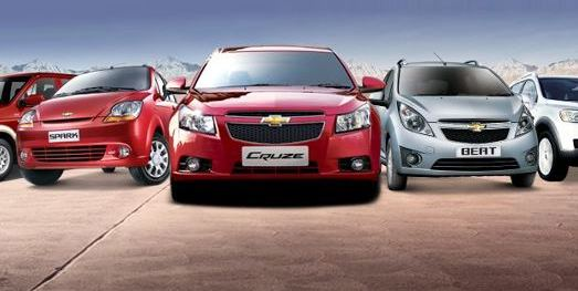 Marketing mix of Chevrolet