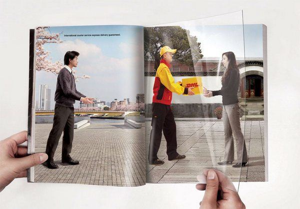 Promotions in the Marketing mix of DHL
