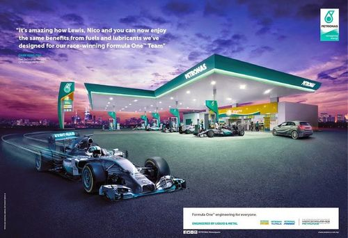 Marketing mix of Petronas