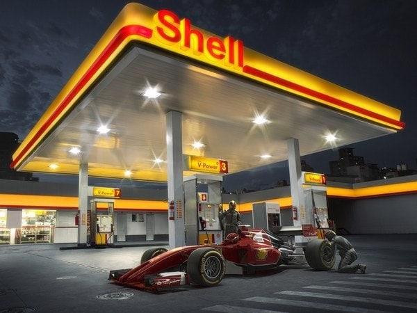 Marketing mix of shell