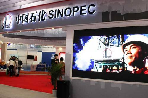Marketing Mix of Sinopec 2