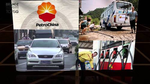 Marketing Mix of PetroChina2