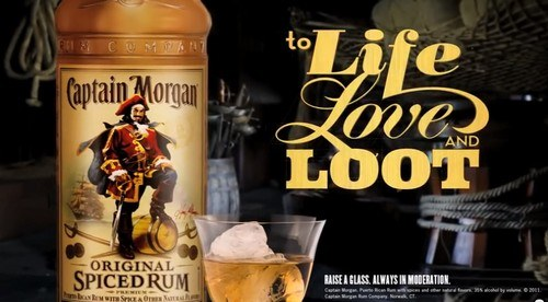 Marketing Mix Of Captain Morgan 2