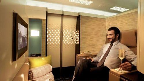 Marketing Mix of Etihad Airways 2