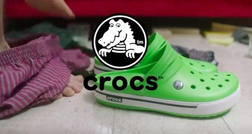crocs marketing strategy