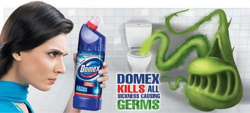 Marketing Mix of Domex 2