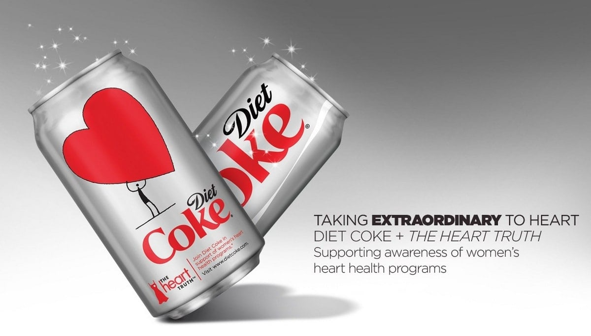 Marketing Mix of Diet Coke