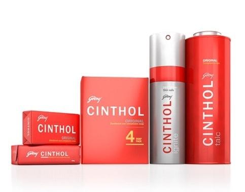 Marketing mix of Cinthol 2