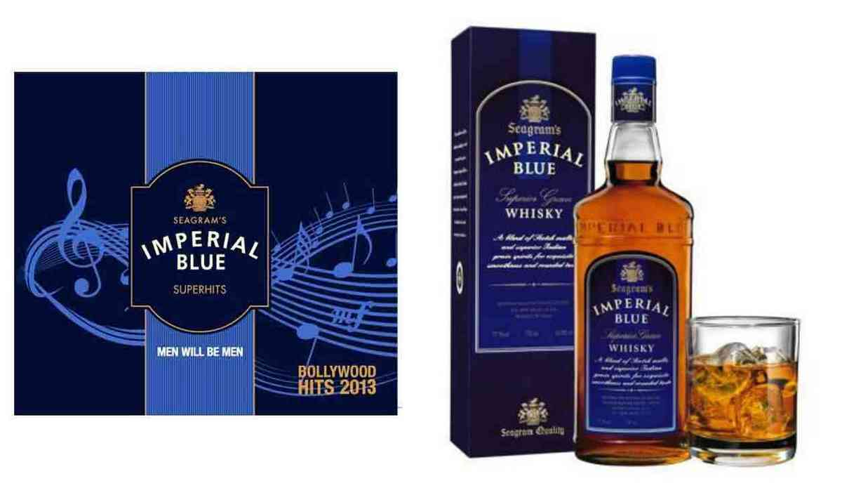 Marketing Mix Of Imperial Blue