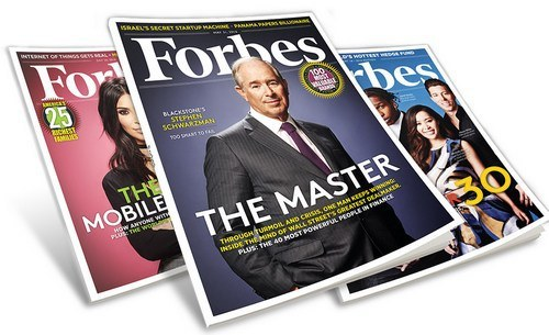 Marketing Mix Of Forbes 2