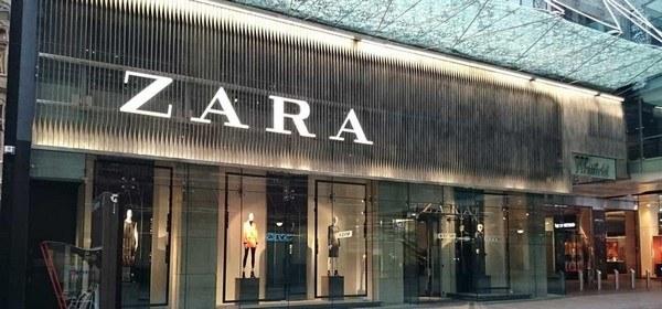 SWOT analysis of Zara