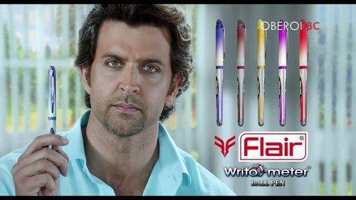 Marketing Mix Of Flair Pens