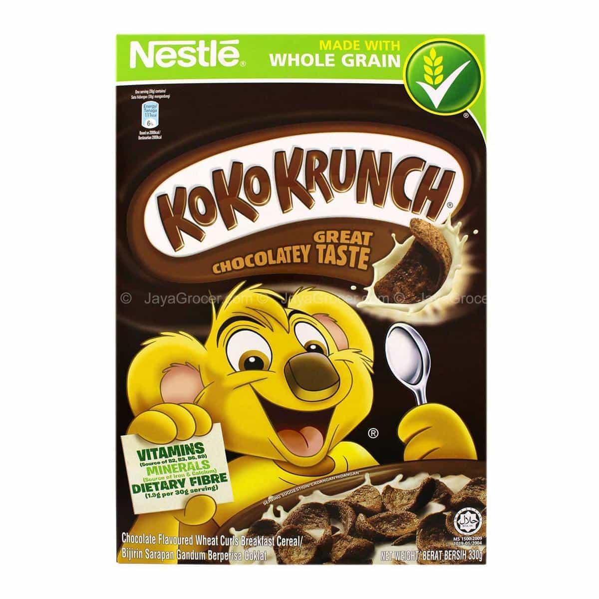 Marketing mix of koko krunch koko krunch marketing mix ccuart Images